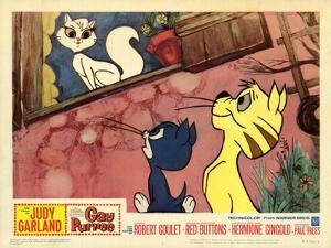 Gay Purr-ee, 1962