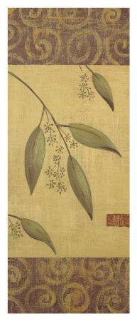 Eucalyptus Leaves I