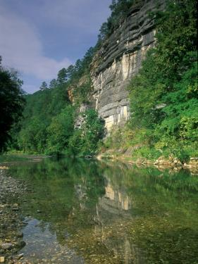 Buffalo National River, Arkansas, USA by Gayle Harper
