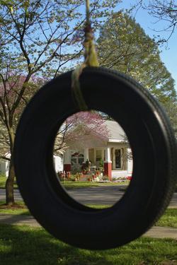Charleston, Missouri, Dogwood Azalea Festival by Gayle Harper