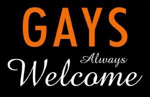 Gays Always Welcome
