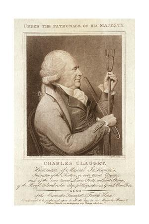 Charles Clagget