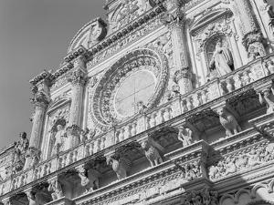 Facade of Santa Croce by GE Kidder Smith