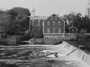 Old Slater Mill by GE Kidder Smith
