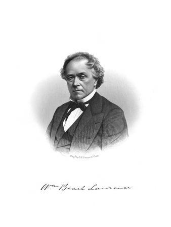 William Beach Lawrence