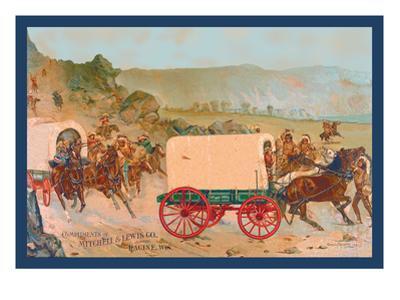 Mitchell Wagon Train