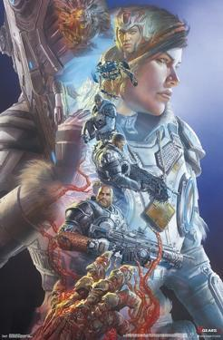 Gears 5 - Alex Ross