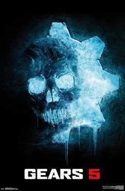 Gears 5 - Ice Omen