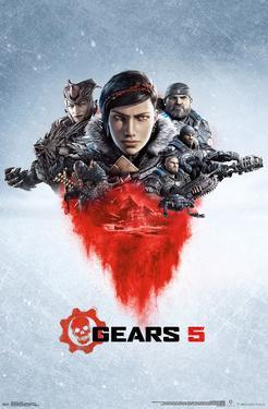 Gears 5 - Key Art