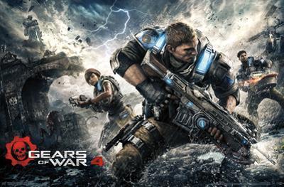 Gears Of War 4- Key Art
