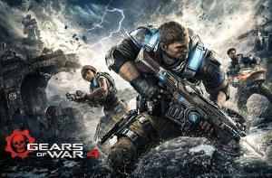 Gears Of War 4- Key Art