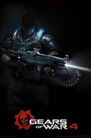 Gears Of War 4- Teaser Art