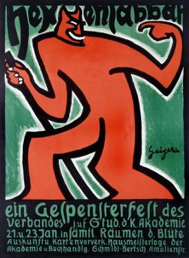 Hexen Labbar by Geiger