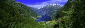Geirangerfjord, Flydalsjuvet, More Og Romsdal, Norway