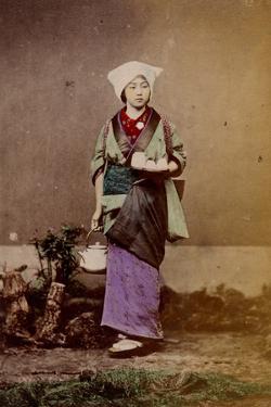 Geisha Girl, 1890