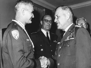 Gen. Creighton Abrams Replaced Gen. William Westmoreland as U.S. Commander in Vietnam in June 1968