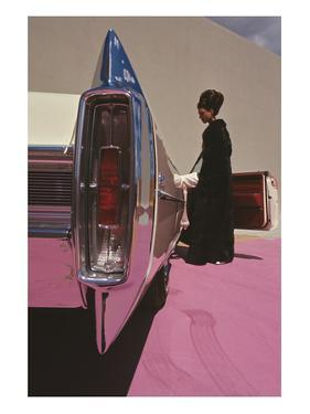 Vogue - November 1964 - Cadillac de Ville by Gene Laurents