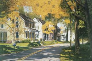 Creek Road by Gene Mcinerney