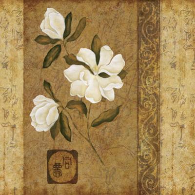 Magnolia Stripe I by Gene Ouimette
