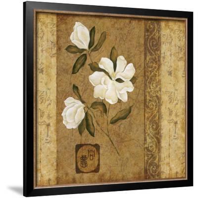 Magnolia Stripe I