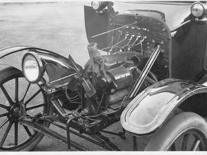 "Genemotor Equipment for Model ""T"" Ford Cars"