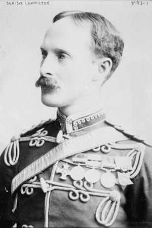 General Ian Hamilton, 1910-5