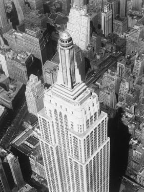 Empire State by General Photographic Agency