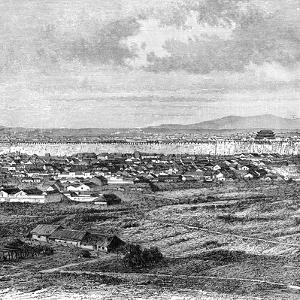 General View of Nanking, C1890