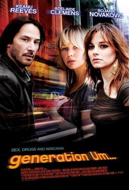 Generation Um? (Keanu Reeves, Bojana Novakovic, Adelaide Clemens)