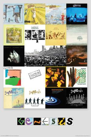 Genesis- Albums