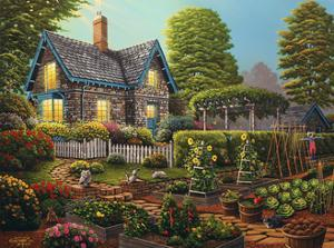 Garden Escape by Geno Peoples
