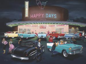 Happy Days by Geno Peoples