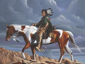 Sioux Country by Geno Peoples