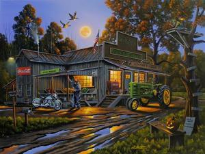 Smokey's General Store by Geno Peoples