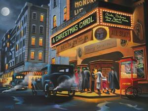 Theater District by Geno Peoples