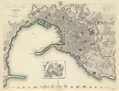 Genoa, Italy, c.1836