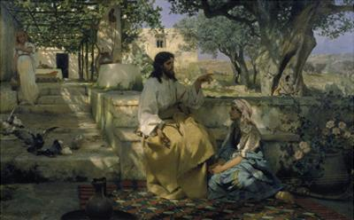 Christ and the Sinner