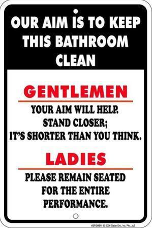 Gentlemen Aim