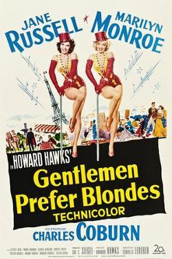 Gentlemen Prefer Blondes, 1953