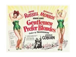 Gentlemen Prefer Blondes 1953
