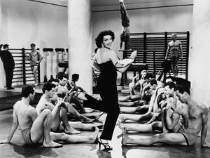 Gentlemen Prefer Blondes, Jane Russell, 1953