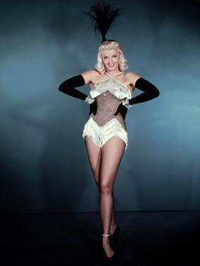 Gentlemen Prefer Blondes, Jane Russell, Directed by Howard Hawks, 1953