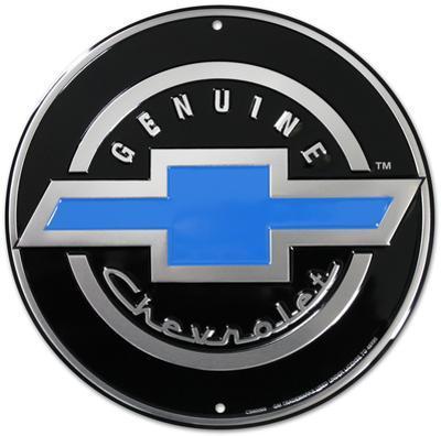 Genuine Chevrolet Chevy Round