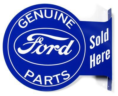 Genuine Ford Parts Sold Here