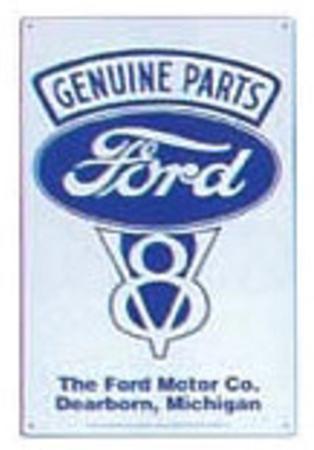 Genuine Ford Parts V-8
