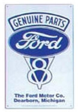 Genuine Ford Parts V-8