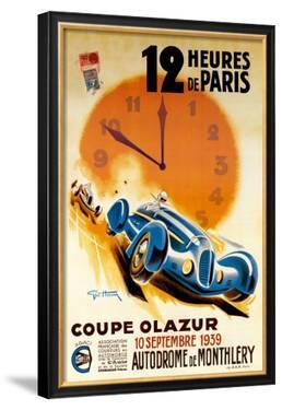 12 Heures de Paris by Geo Ham