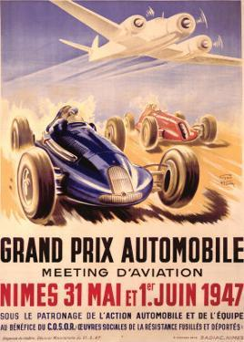 Grand Prix Automobile Meeting by Geo Ham