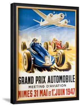 Grand Prix Automobile Nimes by Geo Ham
