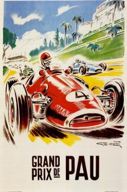 Grand Prix De Pau by Geo Ham